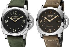 沛纳海香港广东道专卖店开幕特别版腕表
