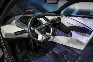 雷克萨斯推出LF-SA概念车