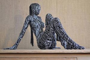 Richard Stainthorp的超现实铁艺雕塑