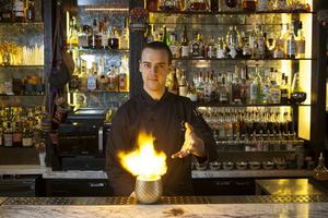 独具创造力的伦敦调酒师 承诺震撼北京客的味蕾
