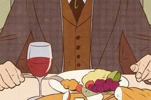 新绅士准则 | 体面地品鉴美食