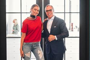 TOMMY HILFIGER宣布Gigi Hadid担任全球品牌大使