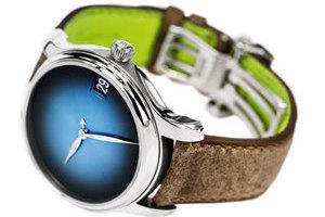 亨利慕时 新颖独创的新款腕表