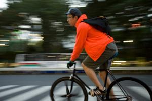 骑行健身要注意