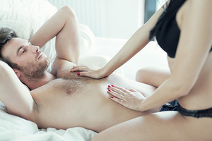 一次高质量的性爱能令你充满激情