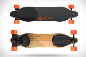 新装上阵!升级版酷炫电动滑板Boosted Board
