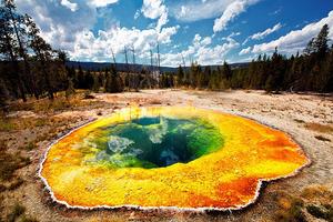 細數美國國家公園的那些震撼美景
