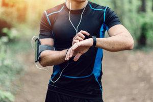健身的效果取决于强度和时间