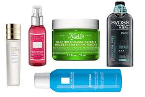 护肤新品精选:用面膜对抗肌肤暗沉的同时在夏天为头发换个颜色吧