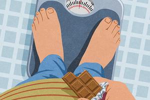 那些极其错误的减肥方式