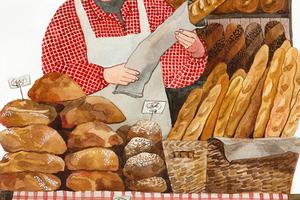 一周面包食谱