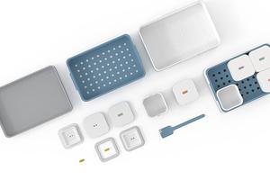 戴森设计大奖首个中国大奖诞生 微蒸食盒让工作餐更美味健康