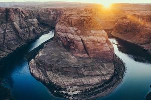 摄影师航拍西南奇幻风光 换个方式实现儿时飞行梦