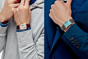 长方形腕表 更优雅的选择