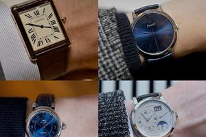 """买一块""""中性化腕表"""" 男女都能戴的选择"""