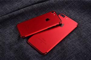 姗姗来迟的中国红版iPhone7能成功吗?我们有点怀疑