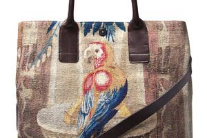 艺术气息爆棚的Tote bag