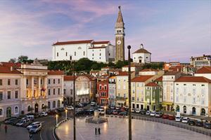 斯洛文尼亚中欧小国的绝美景致