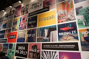 宜家发布了今年春季的最新设计系列,说灵感来自亚洲的路边摊