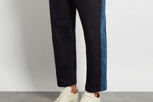 Raf Simons 与众不同的牛仔裤