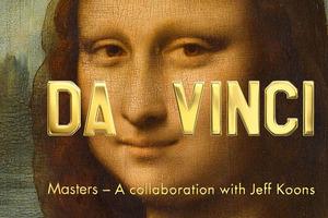 路易威登与世界知名艺术家JEFF KOONS全新跨界合作MASTERS大师系列