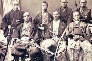 进击的日式羽织衣