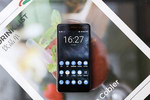 情怀颂 诺基亚6手机