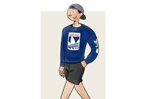 每日穿搭|晨跑也是一件时髦的事情