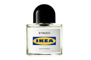 Farfetch联手了康泰纳仕以及IKEA出了款香水