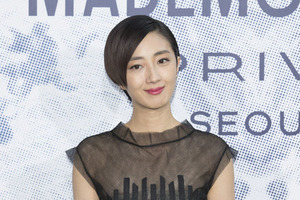 桂纶镁韩国出席Chanel展活动 权志龙、朴信惠、林允儿等助阵