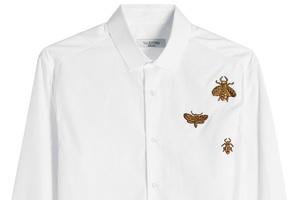 设计师们都偏爱的昆虫刺绣