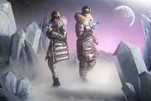 盟可睐MONCLER发布《月光踪迹》B级电影短片