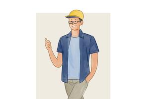 每日穿搭|交通安全帽居然也可以戴时髦