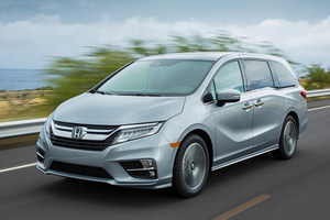 Honda最强MPV车型