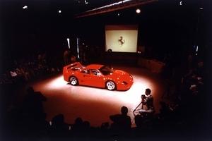 跃马传世杰作F40诞生三十周年