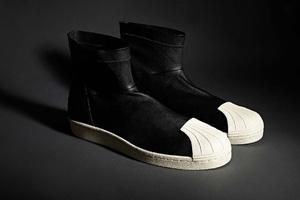 Rick Owens與Adidas的四年合作畫上句號