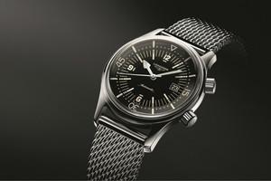 融合精准表现与优雅态度  经典复刻系列传奇潜水员腕表