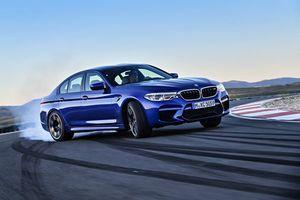全新BMW M5亮相