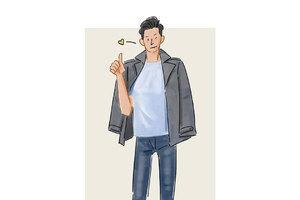 每日穿搭|早秋的夾克 正確的穿法或許是披掛