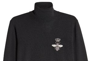 天冷不可或缺的保暖高领衫