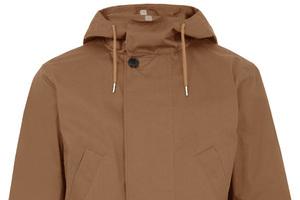 秋季外套防风防水的同时也要有型