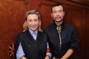 从上海到全球的时装人,都在这所宅子里了