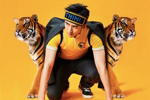 像野兽一样健身,Cosplay老虎、猩猩、豹子靠谱吗?