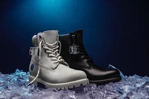 冬日冰蓝 黑白双酷任你选  Timberland 『冰雪』系列冬日限量上市