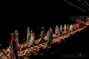 THE MAZE·迷宮  上海時裝周AW19系列發布會