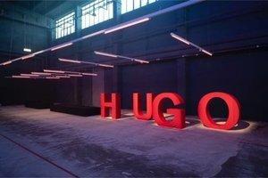HUGO x Liam Payne 系列亮相柏林时装周
