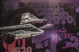 VANS 2020鼠年系列联名特展登陆北京 VANS携手艺术家赵赵鼓励多元视角 创意自我表达