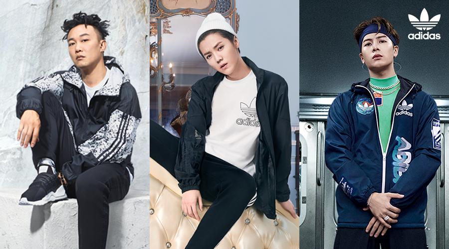 adidas Originals 新鲜事——多面型格 再绎经典
