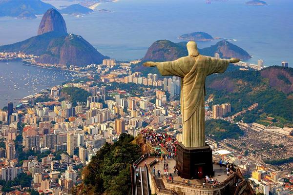 黑够了吗?现在让我们来看看巴西的另一副面孔