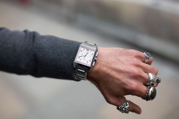 伦敦西区男人的腕表选择与故事